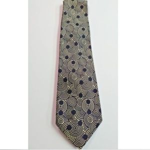 Fratello Accessories - Fratello Handmade Geometric Design Men's Tie